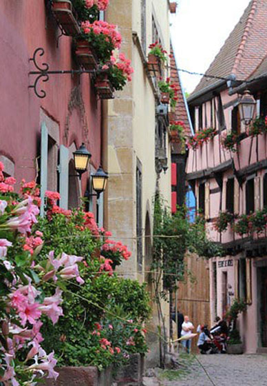 visites guidées villages Alsace