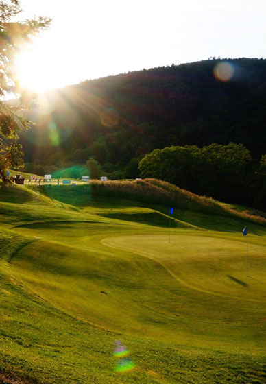 week-end golf en Alsace